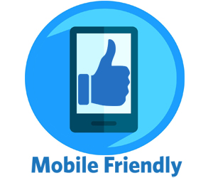 Mobile Friendly!